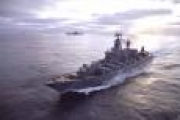 На ракетном крейсере «Маршал Устинов» в Северодвинске проходят швартовные испытания — Экономика — Новости Архангельска
